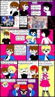 Death Note at Ouran Academy by RandomNinjaKitty