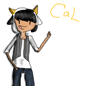 Cal the Cow-guy... by Qinnly