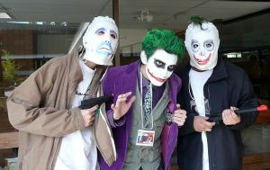 AE 2008 - Joker with Goons by sforrester