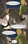 Tamriel Tails- ALWFE- Birth of a Hero #1 Page 17 by KittenXaos