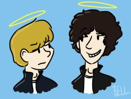 Guess who they are by psychedelic-weirdo