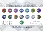 Sounds icons from Modern Islamic Theme for Win 7 by thewhitelightfr