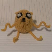Knitted Jake by Squintrical