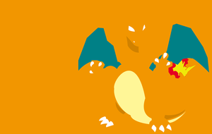Charizard by PokeTrainerManro