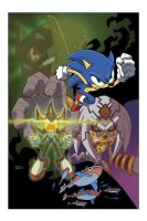 Sonic 182 cover by Yardley