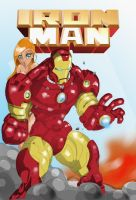 IronMan Lost Avenger by TheBoo