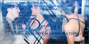 Emma and Dan Blend by xmcpheeverx