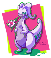Goodra by tomoki17