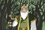 Iroh - Wandering the Spirit World by faithless12