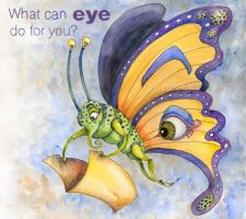 What can Eye do for you? by Cailey5586