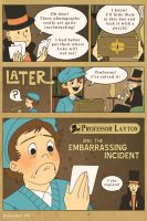 The Embarrassing Incident by lauramw