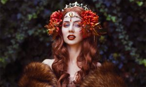 Autumn Queen by Jolien-Rosanne