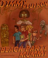 Beach Party Mummy by Storybookdreams13