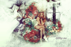 It's killing me Header by lucemare