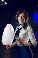 BIOSHOCK INFINITE: Elizabeth by Mirum-Numenis