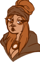 Brown Tourmaline ( Rp Open ) by ProtectorofTheForest