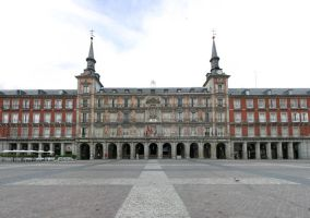 Mural Plaza Mayor by ColetasSoft