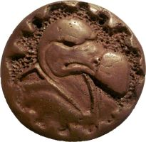 St Dodus Medallion by hevic