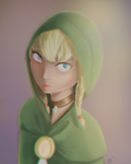 Hyrule Warriors - Linkle by Zer0Mechan1sm