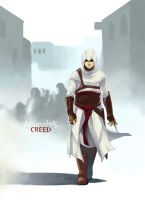 assassins creed doujinshi by Jack-R-Abbit