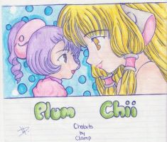 :Chobits: Persocoms by oSuzakuo