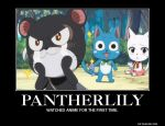 Join us, Pantherlily! by StarryKnight565