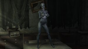 Fallout New Vegas - Liara T'Soni Mod 95% Finished by lsquall