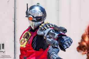 Deadshot at EternalCon by ohRocco
