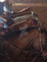 Barrel Racers by 2StrokeChic