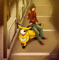 A Hot Coffe in the Night by vandalk