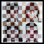 Mosaic Photo-Drawing by Destiny-Kira