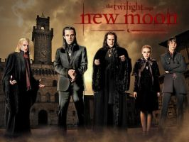 New Moon's Volturi by DefyingTwilight
