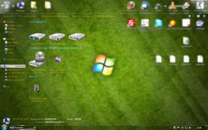 My desktop 2010 by gandiusz