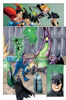 JLA 53 by RossHughes