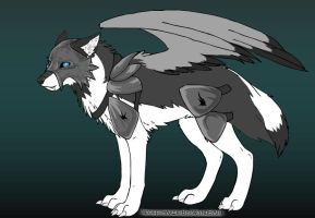 Wolf by FableWing
