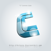'C' For Cube by MathieuBerenguer