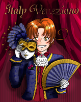 Carnival In Venice by 1412s-assistant