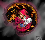 Red Riding Hood v.01 color by dragonx81 by dragonx81