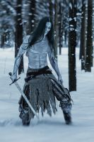 Game of Thrones - White Walker  II by MrSatiral