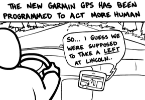 GPS by endlessorigami