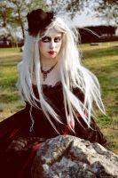 Goth Glam Marie Antoinette 5 by Miss-Madness1