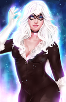 Black Cat by Geegeet