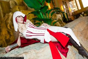 Ezio Auditore by XIIICosplay