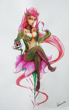 Zyra - A rose always has thorns by EternalXRadiant