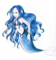 Mermaid by JojoLemonJuice
