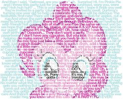 Pinkie Pie quotes without background by Rinsowaty