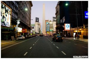 Buenos Aires 01 by nithilien