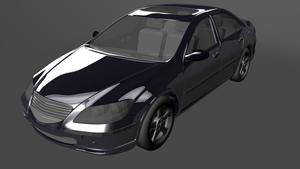 PreLighting 3D  Ford Acura by Kromlec