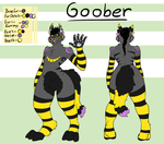 Fursona - Goober by CreepyCheeseCookie