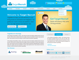 Target Recurit by decolite